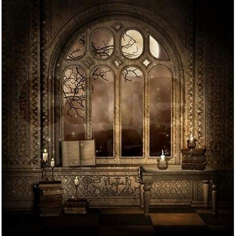 gothic curtains gothic library window shower curtain on