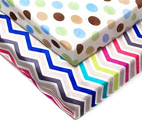 Pack N Play Bedding Sets Kenley Pack N Play Playard Sheet Set 2 Fitted Sheets For Playpen Portable Crib Mini Travel