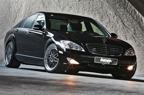 Mercedes Suv 4matic Inden Design Mercedes S500 4matic Car Tuning