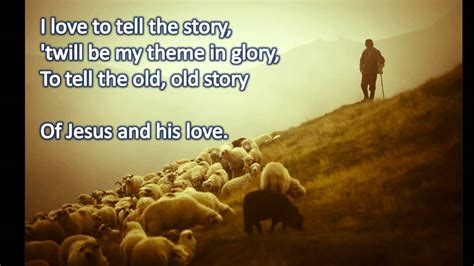 and tell the of narration alan jackson i to tell the story