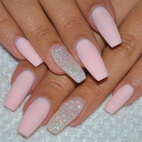 matt gel nails best 25 matte pink nails ideas on matt nails