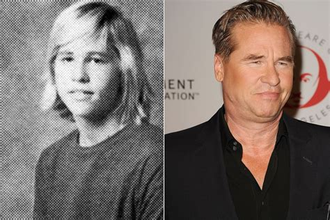 Hairstyles Class In San Jose by Val Kilmer Picture Before They Were Abc News