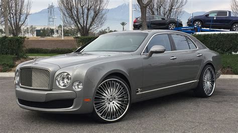 bentley sedan 2011 bentley mulsanne sedan s54 1 los angeles 2017