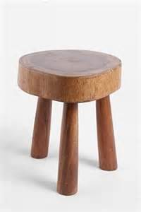 three legged stool outside in ministries