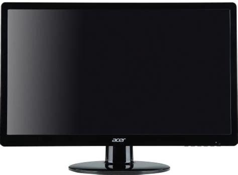 Monitor Lcd 20 Inch best acer s200hl 20inch lcd monitor prices in australia getprice