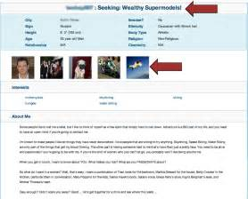 woman creates most terrible online dating profile ever