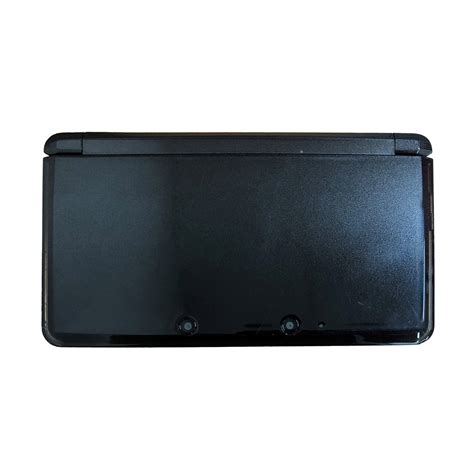 nintendo 3ds console sale nintendo 3ds cosmos black console pre owned the gamesmen