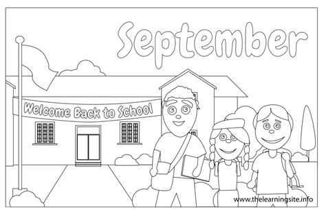 september monthly coloring pages coloring pages for