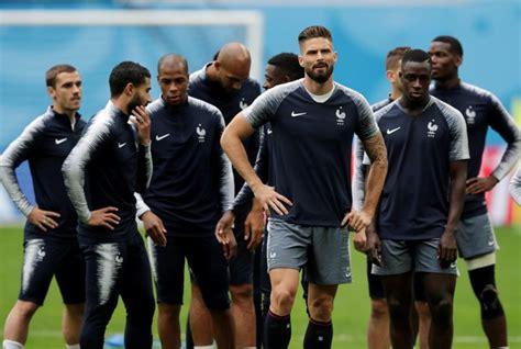 pertarungan utama penentu kemenangan laga prancis  belgia  piala dunia  okezone bola