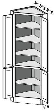 ikea kitchen tall corner cabinet best 25 small kitchen pantry ideas on pinterest small