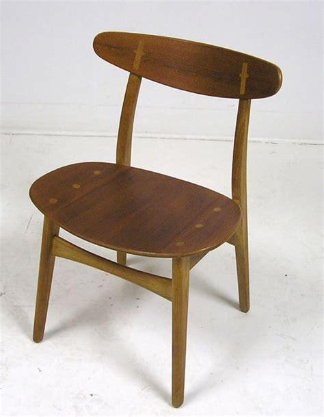 hans wegner dining chair 1950s hans wegner ch 30 dining chair hoopers modern