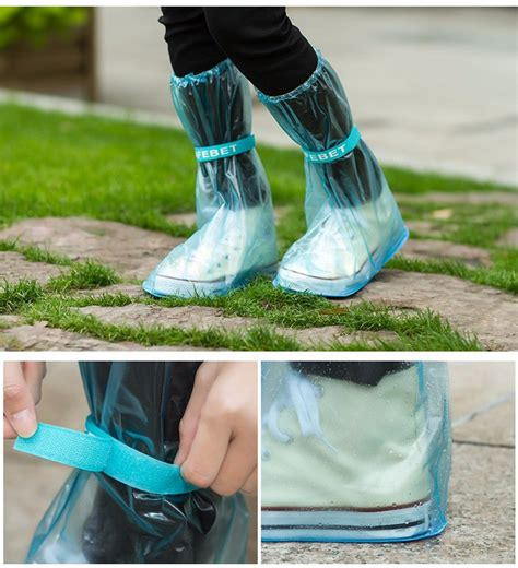 Jas Hujan Cover Sepatu Bahan cover hujan sepatu size xl blue jakartanotebook