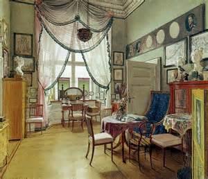 biedermeier wohnzimmer wgsebald malerei der biedermeierzeit