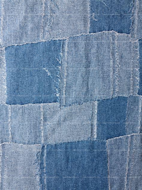 jeans pattern wallpaper paper backgrounds vintage patched blue jeans texture