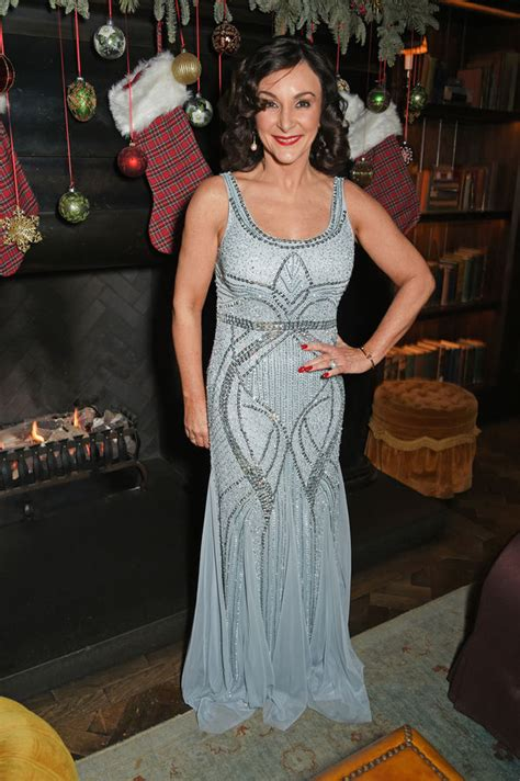 Richie Shuns Hospitalized by Strictlycomedancing Judge Shirley Ballas Dazzles In