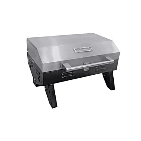 table top grill gas kenmore barbecue gas mini table top grill cing ebay
