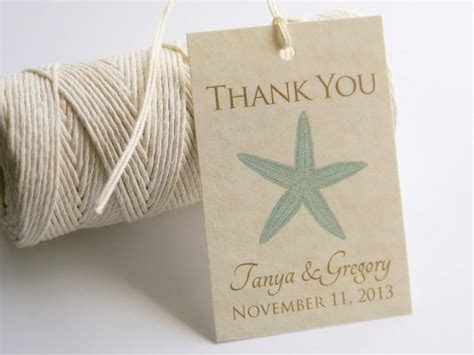 simply favours wedding favours and thank you gifts in printable beach wedding favor tags diy vintage starfish