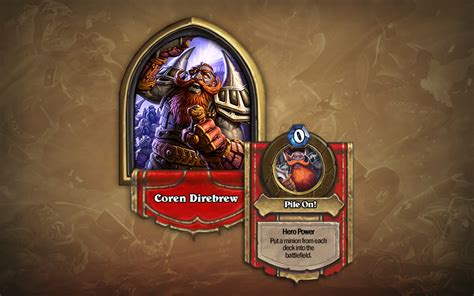 Mountain Gift Card - blackrock mountain a hearthstone adventure information cards release date