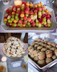 baby shower menu google search food pinterest
