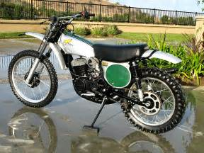 Honda Elsinore 1973 Honda Cr250 Elsinore Mx The Owen Collection