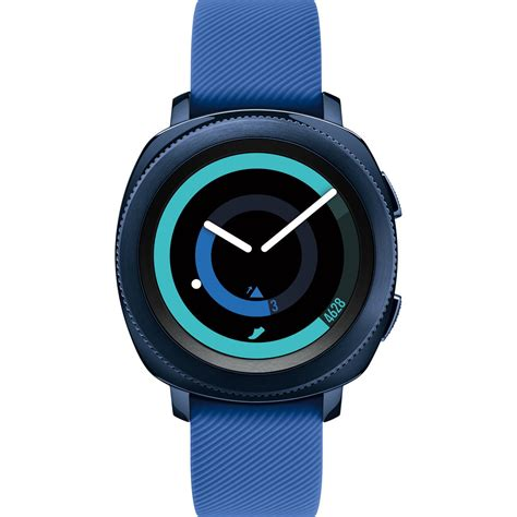 R Samsung Gear Samsung Gear Sport Sm R600 Black Smart Wear
