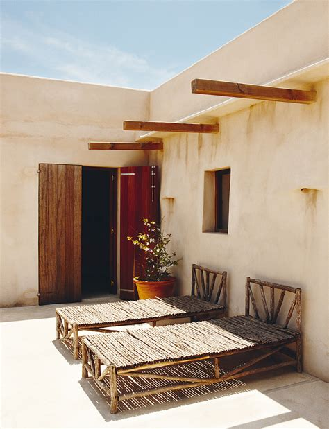 home designer interiors serial home tour sweet siesta in this formentera authentic home
