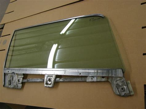 Nos Oem Ford 1967 Mustang Coupe Quarter Panel Sheet Metal Ebay Oem Ford 1967 1968 Mustang Coupe Rh Door Glass Tinted Window 6k Date Ebay
