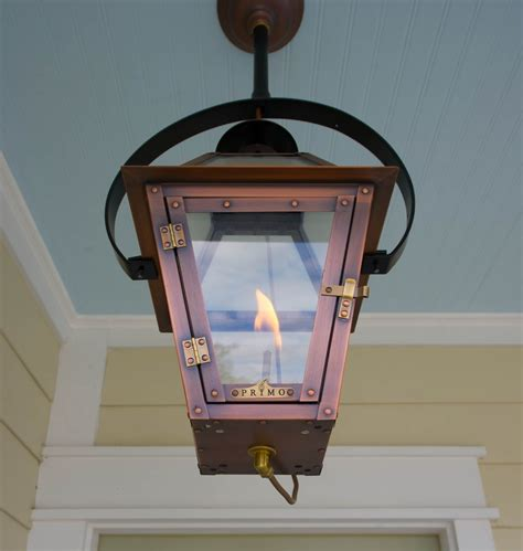 light and gas front porch gas light lighting and fans