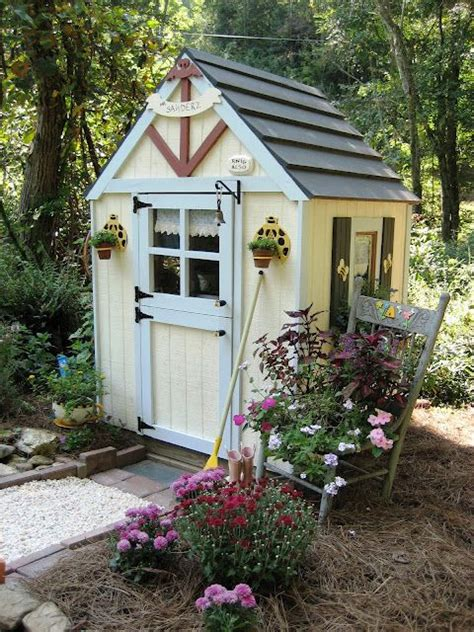 cottage garden shed pictures whimsical cottage garden shed garden sheds