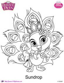 disney s princess palace pets free coloring pages and
