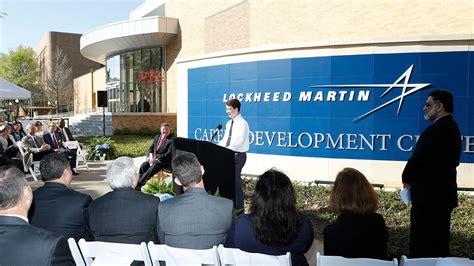 Lockheed Martin Mba Careers by Lockheed Martin Donation Fuels Career Development At Uta