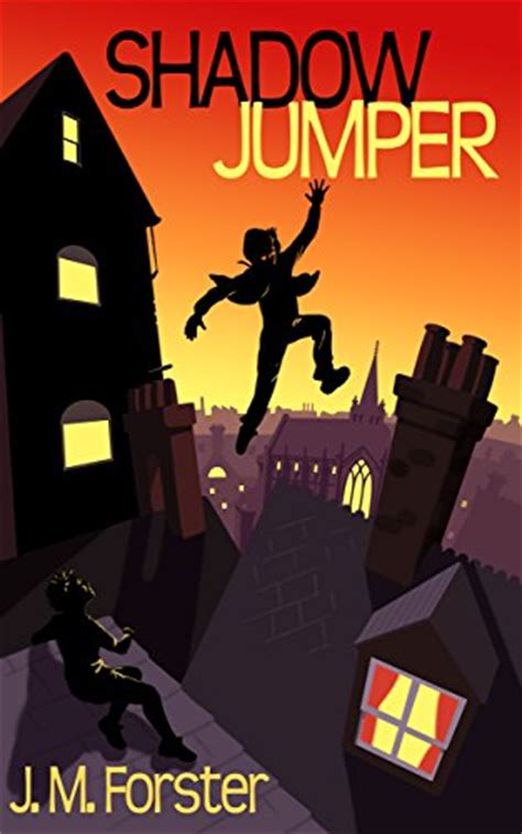 shadow jumper a mystery adventure book for children and teens aged 10 14 english edition