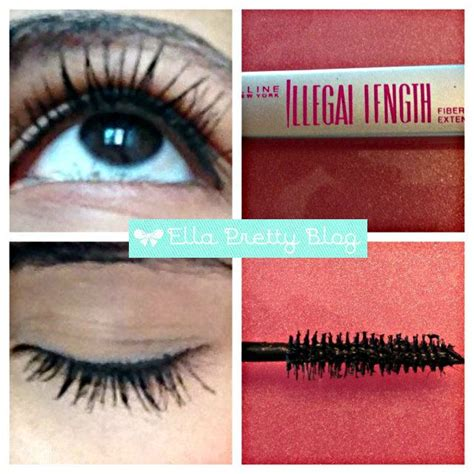 Maybelline Illegal Lengths maybelline illegal length fiber extensions reviews photos