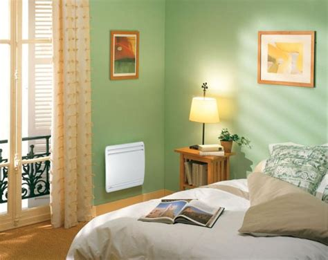 green color schemes for modern bedroom and bathroom decorating