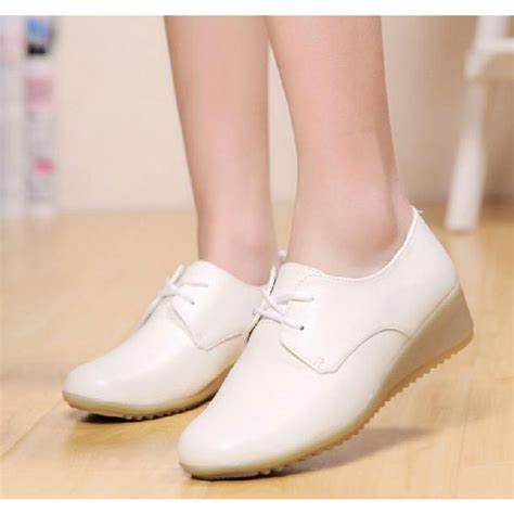 Wedgess Glossy Uv Leather Shoes compare prices on white shoes shopping buy low price white shoes at