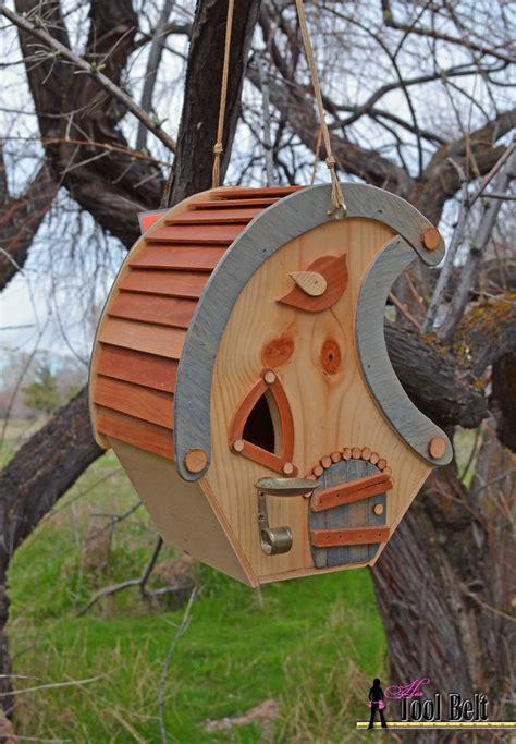 whimsical birdhouse pattern hertoolbelt