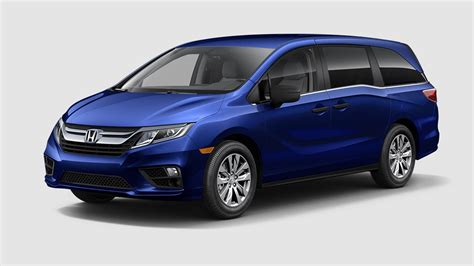 honda paint 2018 honda odyssey exterior color options on lx and above