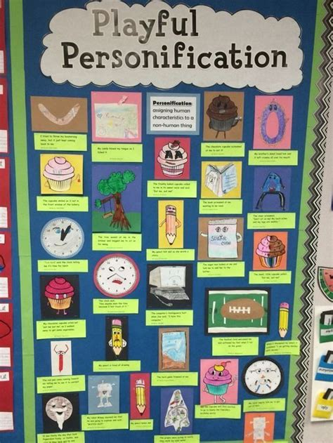 personification picture books with personification in my fourth grade classroom