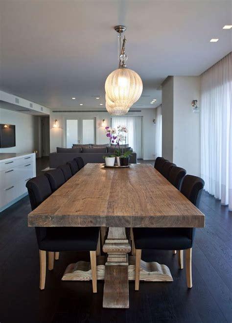 mesas rusticas modernas  curso de organizacion del hogar  decoracion de interiores