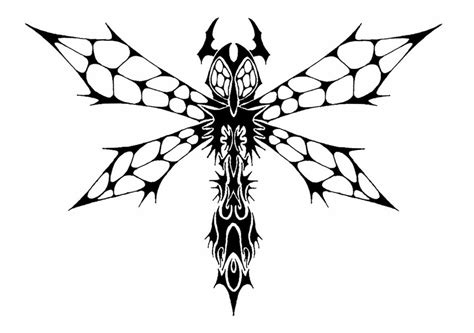 tribal insect by darkcobalt86 on deviantart