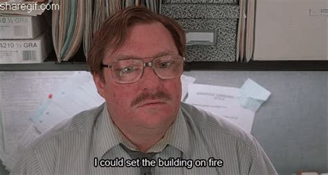 Office Space Gif Printer Bike Forums Today I V2