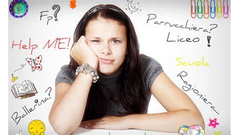 test orientamento scuola superiore come scegliere la scuola superiore i consigli per non