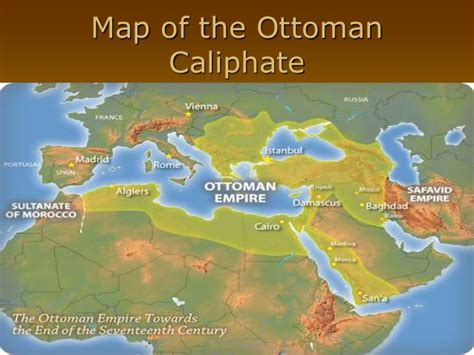 ottoman caliphate the timeline of caliphate in history