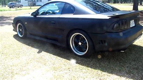 custom 96 mustang gt 96 mustang gt mac lontube headers road x pipe