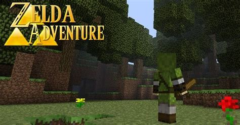 legend of zelda adventure map for minecraft 1 8 cool maps zelda adventure minecraft amino