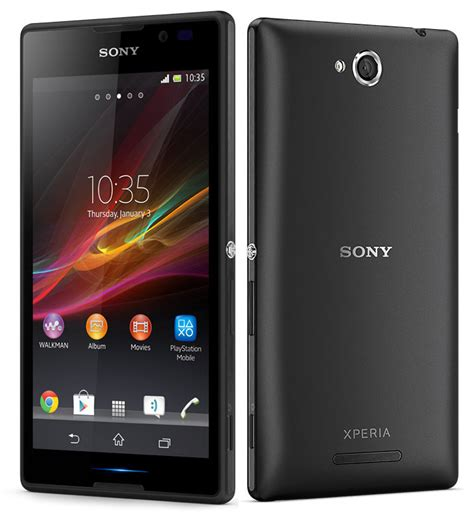 sony xperia c now available in india for rs 20490