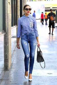 skinny jeans in or oyt in 2015 olivia culpo in skinny jeans out in west hollywood