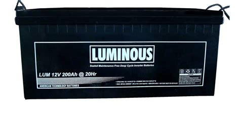 Informasi Batery Faq battery vrla luminous 12 v 200 ah panel surya jakarta