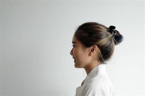 tutorial memakai jedai rambut jedai cara mudah bikin rambut lebih indah