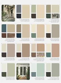color palettes for home best 25 exterior color combinations ideas on